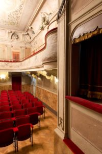 Platea e palce Teatro Ferdinando Bibiena
