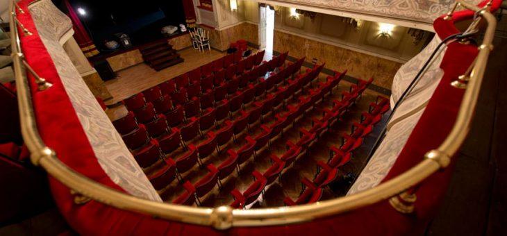 Open Day Teatri Storici – A scena aperta – Energie diffuse