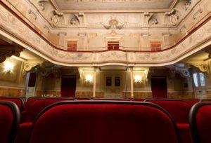 Teatro Bibiena - vista della sala
